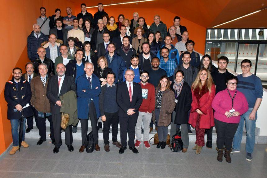 Successful Opening Session at UPV/EHU in Bilbao